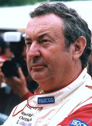 Passion for Speed, Nick Mason