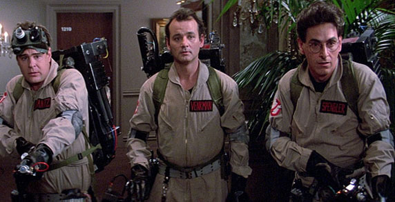 Ghostbusters: The Sanctum of Slime