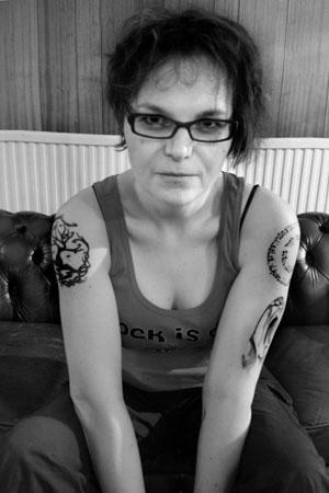 Rachel Mann - Metal Vicar