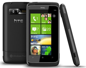 HTC Trophy Review