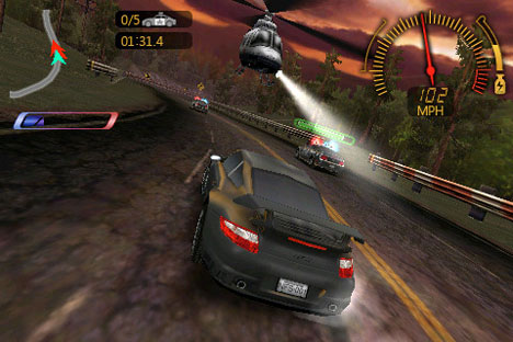 Need for Speed Windows 7