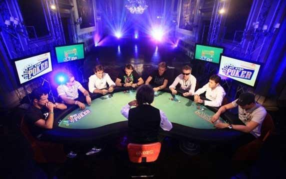 Poker tournament broadcast point relais geant casino lons