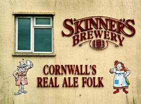 Skinnners Brewery