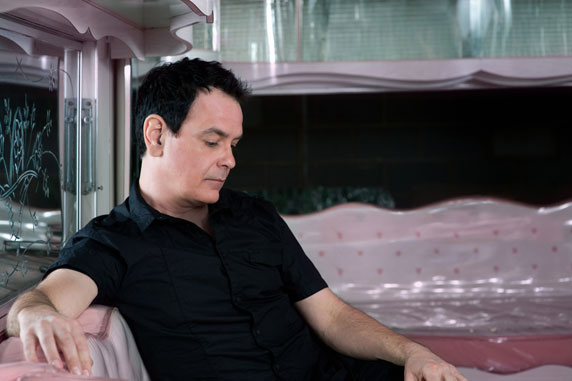David Gedge by Rachel Spivey
