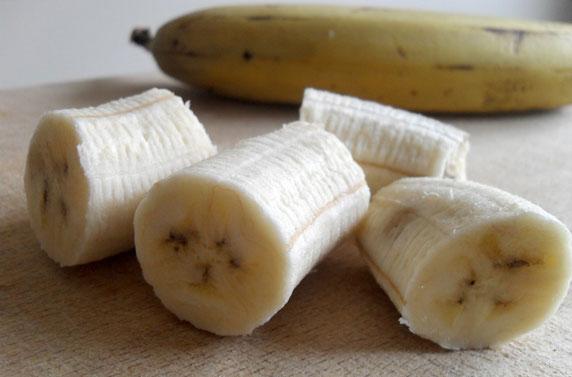 Banana Beignets