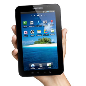 Galaxy Tab review