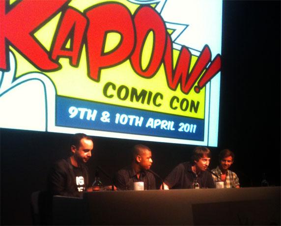 kapow comic-com