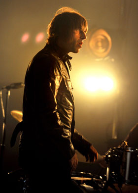 Beady Eye Live in Wolverhampton