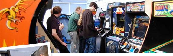 The Arcade Barn