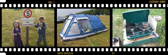 camping in Norfolk