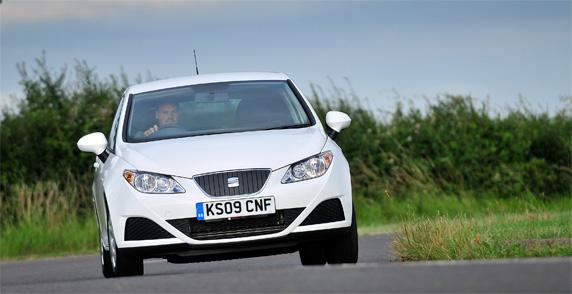 Seat Ibiza Ecomotive review