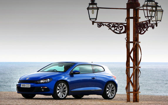 2011 VW Scirocco review