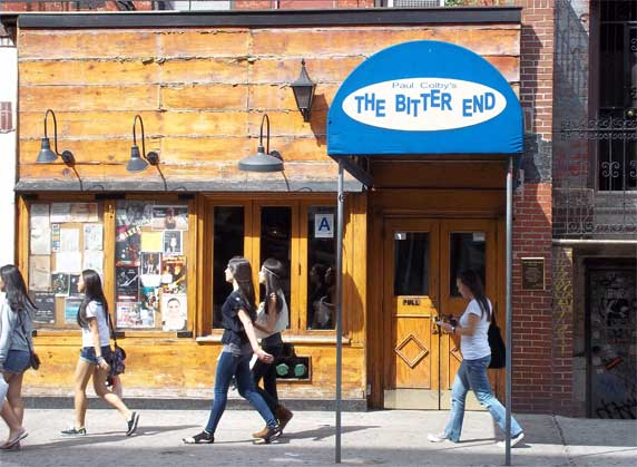 Bitter End - NY