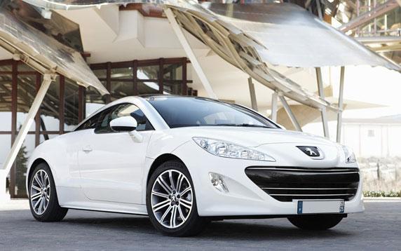 RCZ Peugeot 2011