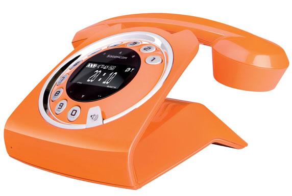 sixty sagemcom retro phone