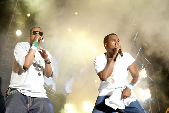 Jay-Z & Kanye West: Watch the Throne