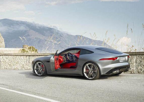 Jaguar C-X16 Frankfurt Motor Show