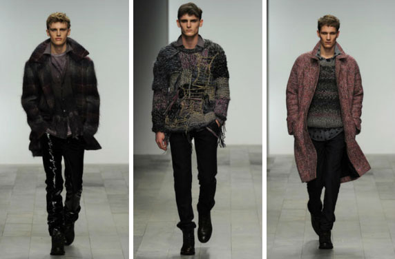 James Long Autumn Winter Colloection 11