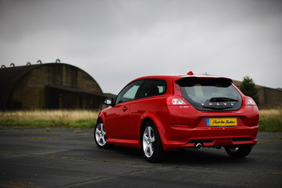 Volvo C30 1.6D DRIVe Review