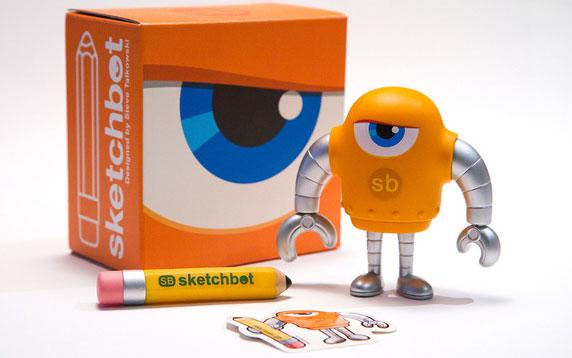 sketchbot steve talkowski