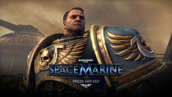 Warhammer Space Marine 40k review