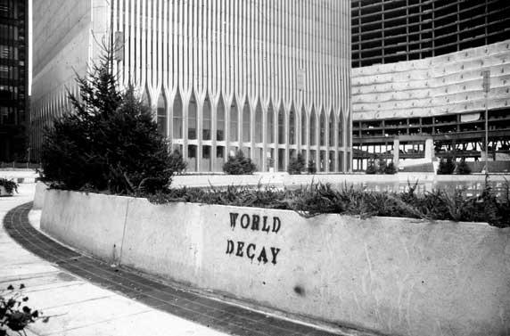 John Fekner World Decay