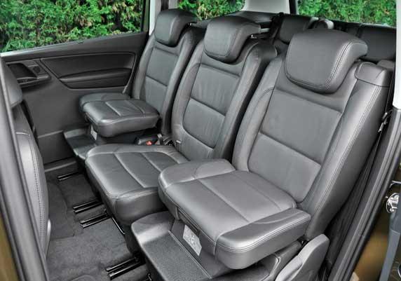 Seat Alhambra Ecomotive Review