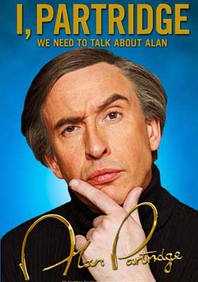 Alan Partridge Autobiography Book