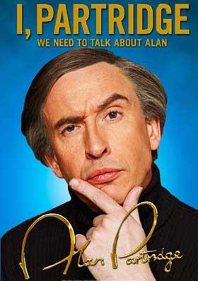 Alan Partridge Autobiography Book