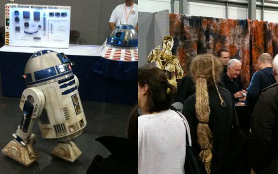 London Comic Con MCM 2011