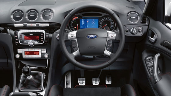 Car Review Ford S Max 1 6 Tdci 115ps Flush The Fashion