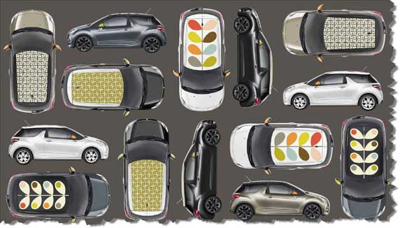 Orla Kiely DS3 review