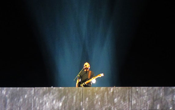David Gimour Comfortably Numb Guitar Solo O2