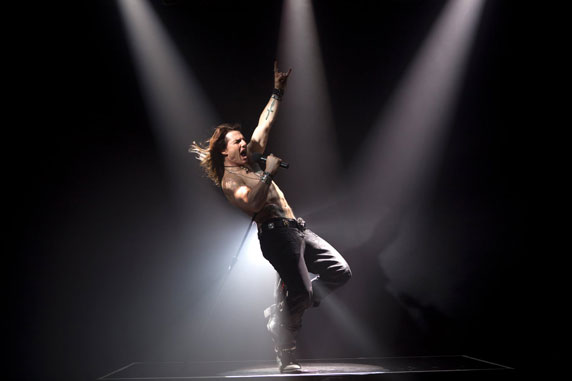 Tom Cruise Rock of Ages Movie