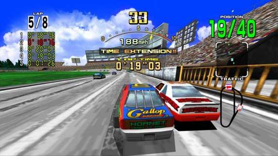Daytona USA xbla