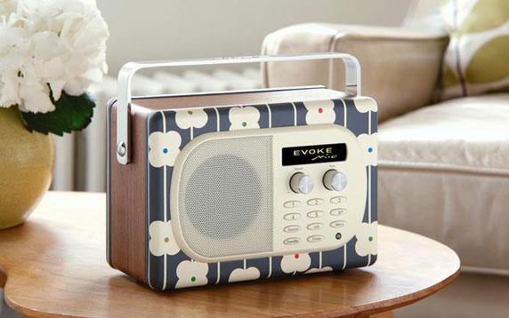 Orla Kiely Pure Radio