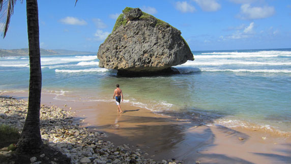 Lizzy Spit: A Backpackers guide to Barbados