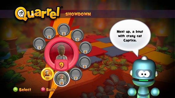 Quarrel Xbox Live Arcade