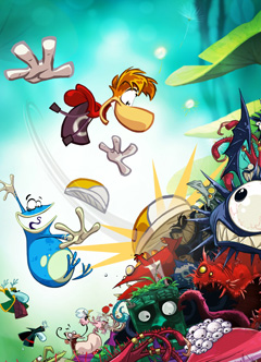 Rayman origins game review
