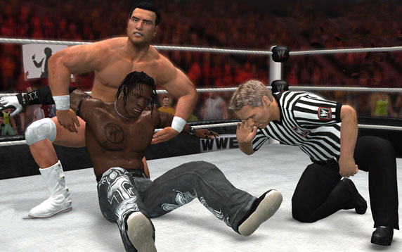 wwe12 review