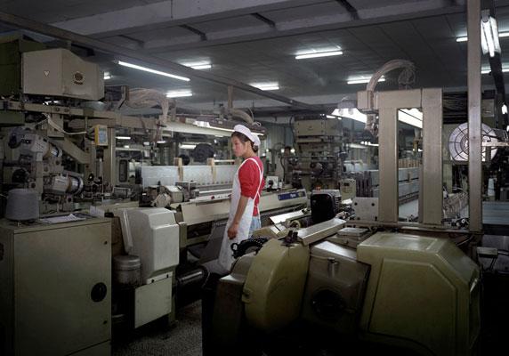 Polly Braden - A decade in China