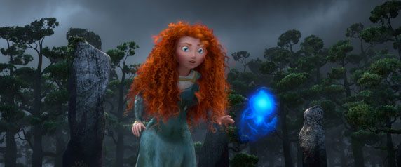 Pixar's Brave trailer