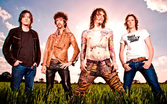 The Darkness - Nothing's going to stop us