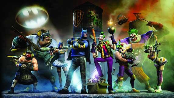 Gotham City Imposters - Xbox Live Arcade