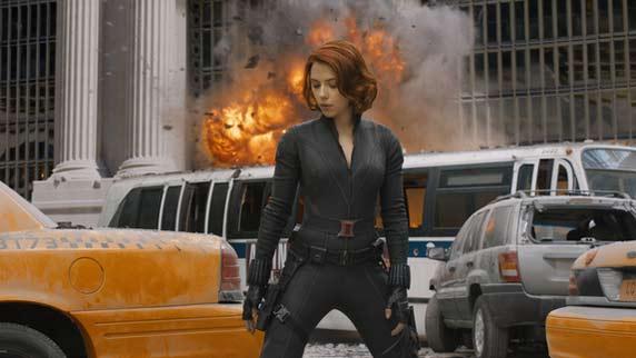 Avengers Assemble Film Review 2012