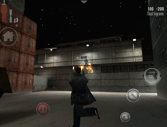 Max Payne Mobile Version