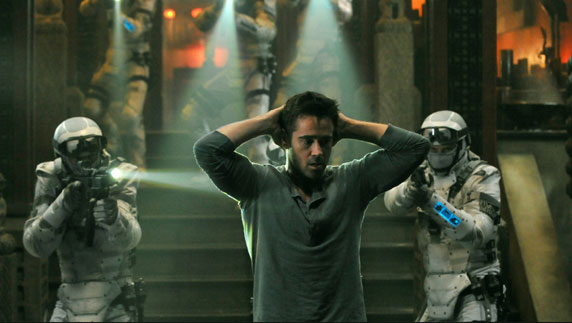 Total Recall 2012 preview