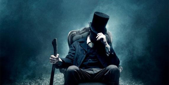 Abraham Lincoln Vampire Hunter Kapow 2012