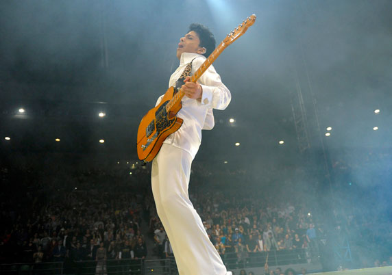 Prince at Rod Laver Arena Melbourne review
