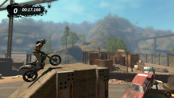 Red Lynx- Trials-Evolution